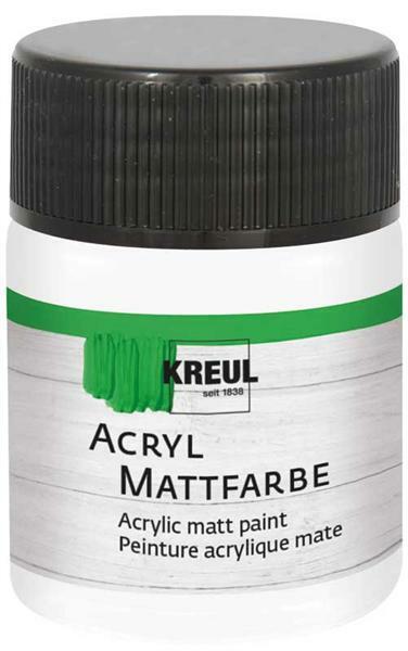 Acryl Mattfarbe 50 Ml Himbeere Malen Farben Zeichnen