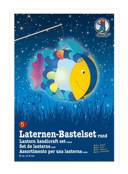 Laternen bastelset fisch online kaufen aduis - Laternen set basteln ...