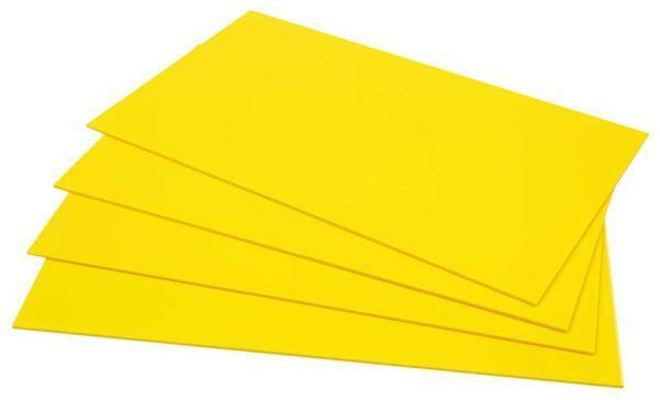 polystyrol gelb 2 mm zs zuschnittservice kunststoffplatten zuschnittservice polystyrol. Black Bedroom Furniture Sets. Home Design Ideas