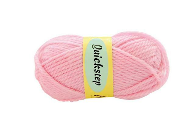 Wolle Quickstep - 50 g, rosa